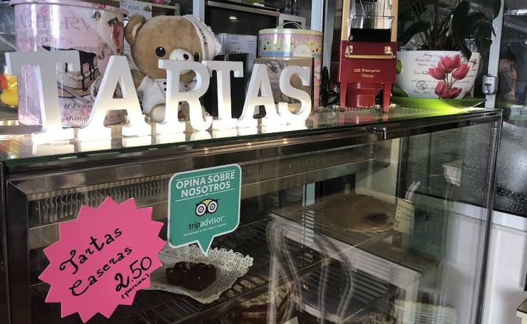 Así es la cafetería de Granada que tiene 5 estrellas en TripAdvisor