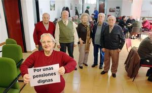 Pensionistas en 'pie de guerra'