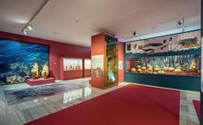 El Museo Arqueológico acoge en marzo cinco exposiciones temporales con actividades sociales