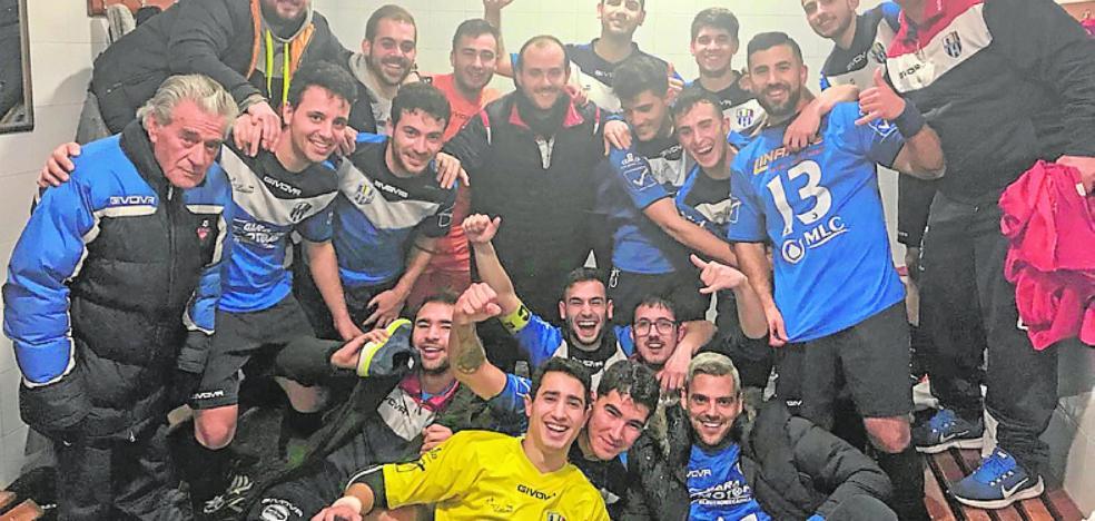 El Linares Futsal celebra ya su ascenso a 2ª Andaluza