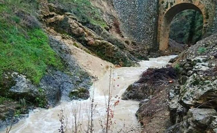 Así están los pantanos y los cauces en la provincia de Jaén