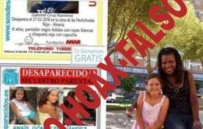 Los 5 bulos sobre el crimen de Gabriel que invaden Whatsapp y Facebook: no hagas caso