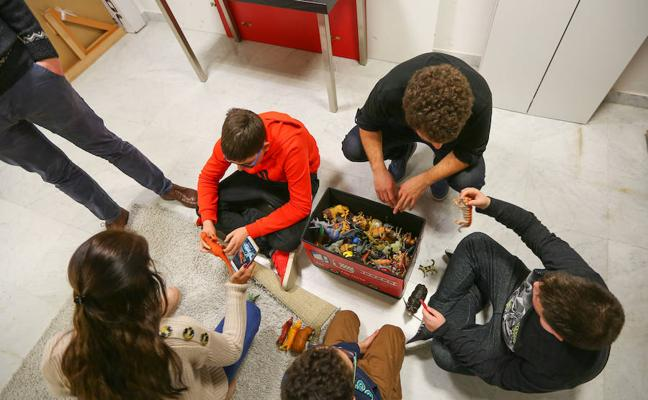 Una asociación diferente en Granada para que los niños hagan amigos