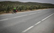 Detenido en la carretera entre Otura y Santa Fe por conducción temeraria, sin permiso y bajo el efecto de las drogas