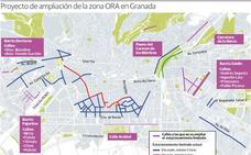 El Ayuntamiento proyecta aumentar en mil plazas las zonas de aparcamiento azul y verde