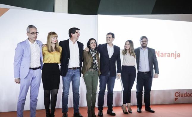 Ciudadanos aumenta en seis meses un 60,63% sus inscritos en la provincia de Jaén