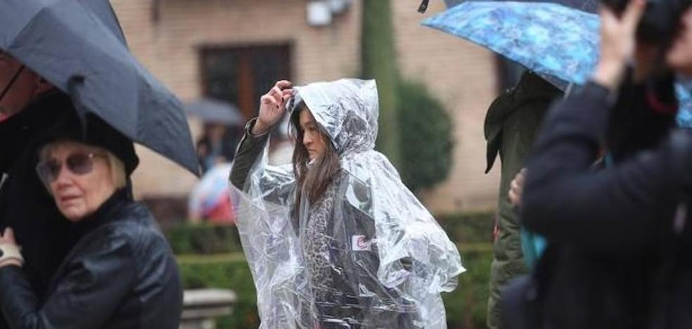 Aviso de la AEMET: Granada, en alerta amarilla el jueves por fuertes fenómenos meteorológicos
