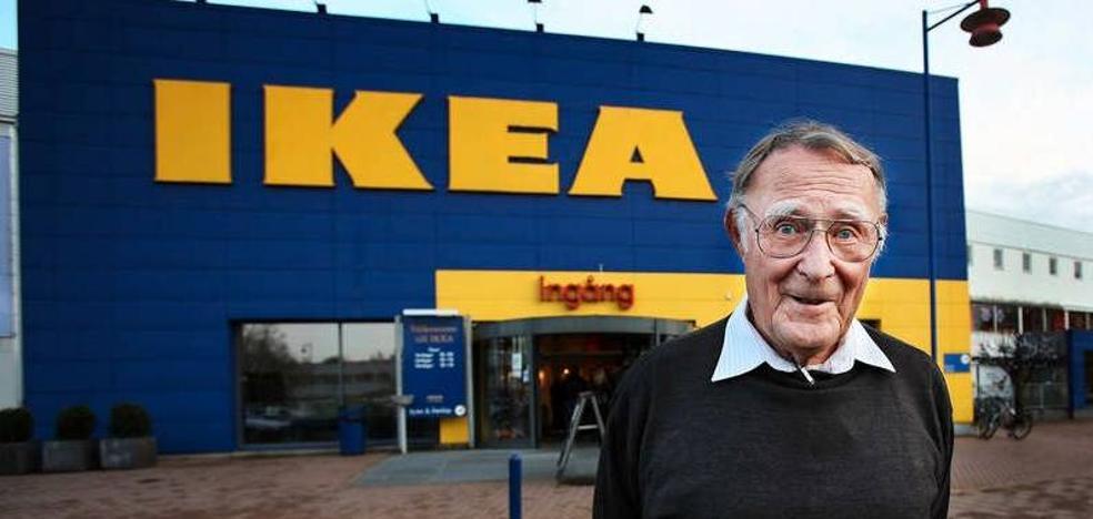 El fundador de Ikea dona la mitad de su fortuna para ayudar a las zonas rurales de Suecia