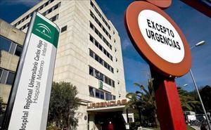 Muere un niño de 3 años en el hospital de Málaga tras atragantarse con una salchicha