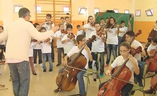 Tocar en una orquesta: el castigo ejemplar a 3 menores que robaron instrumentos musicales