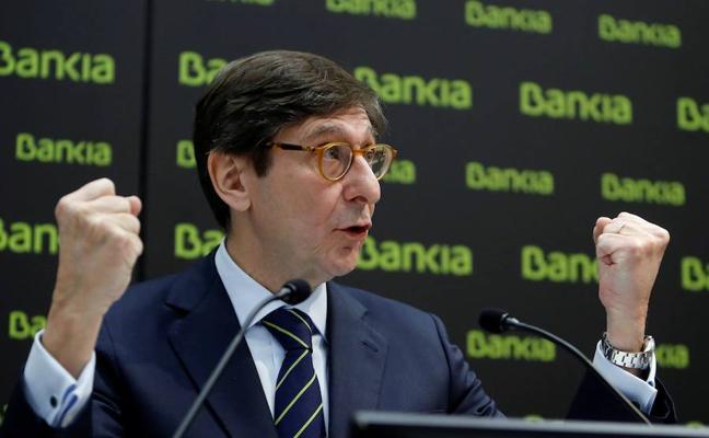Bankia ofrece traslados a los trabajadores que no quieran participar en el ERE