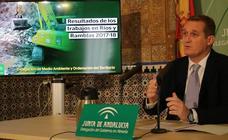 Tres millones para mejorar los cauces fluviales de Almería