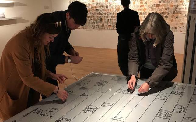 La Galería Tate de Liverpool expone la obra de tres doctorandos de la UGR