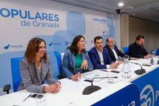 La elección de Juanma Moreno para la candidatura de Granada