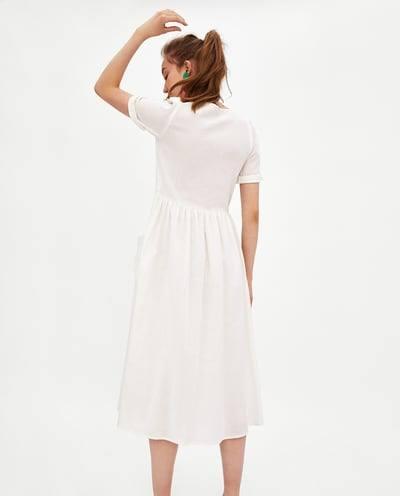 El vestido de Zara que es un fenómeno viral