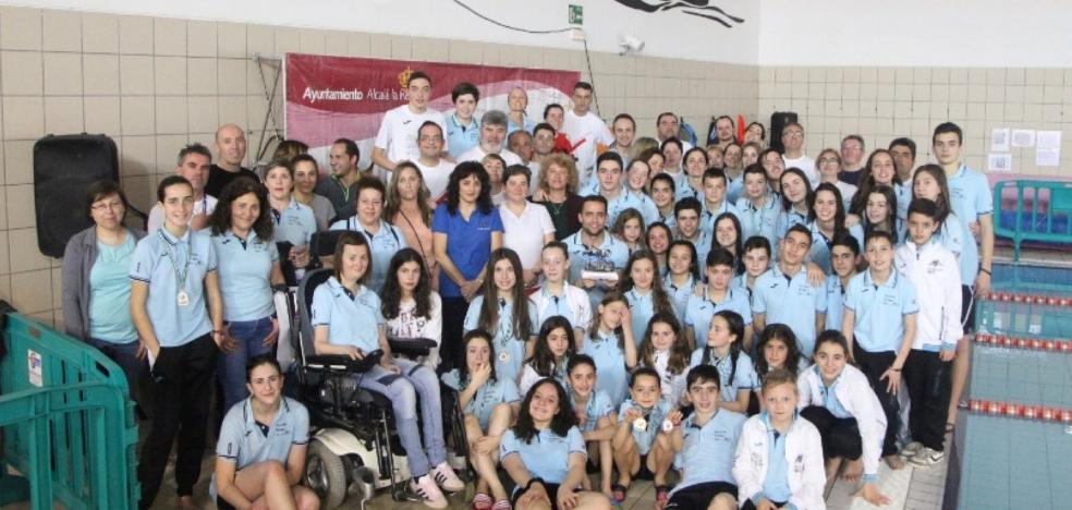 El Natación Sierra Sur brilla en el I Trofeo de Natación 'Ciudad de Alcalá la Real'