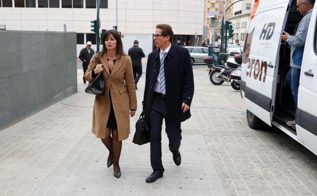"""El abogado de Quezada dice que está """"muy afectada"""" por la """"gravedad de los delitos que se le imputan"""""""