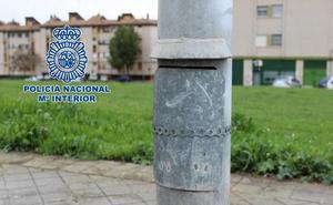 Dos detenidos en Granada por robar cable del alumbrado público y dejar dos calles a oscuras