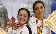 Dos deportistas de Vélez de Benaudalla, seleccionadas para el Campeonato del Mundo de Kenpo
