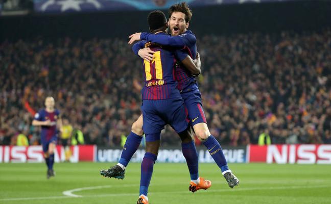 Messi: «Es una alegría llegar a los 100 goles en esta competición tan hermosa»