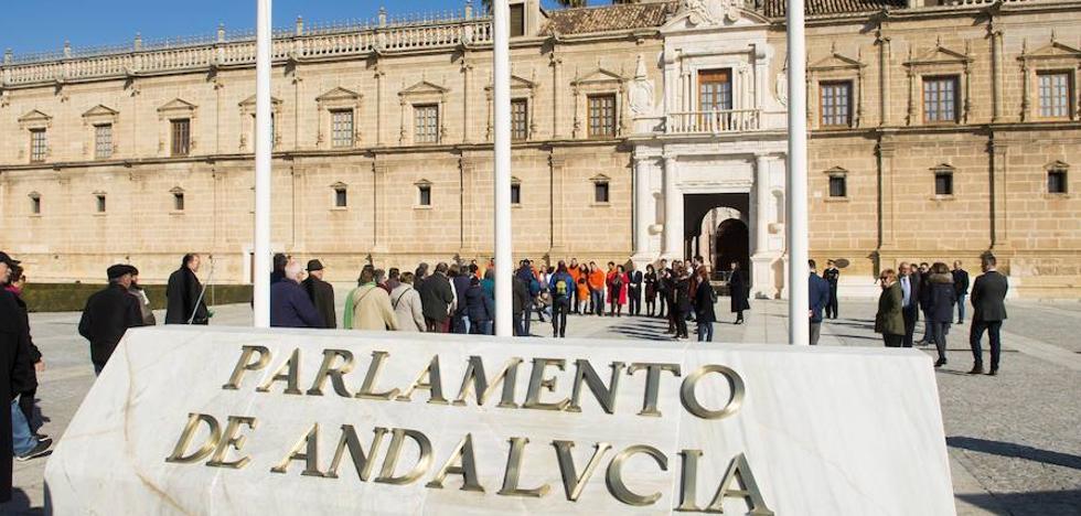El Parlamento aprueba declarar 2018 'Año del Centenario de la Asamblea de Ronda'
