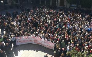 76.000 pensionistas granadinos se quedan pendientes de los presupuestos