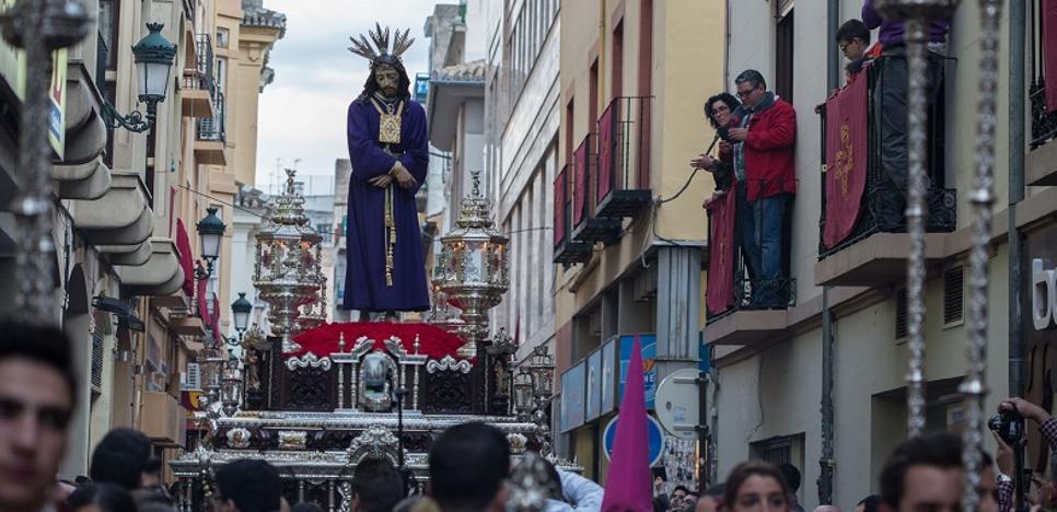 Agenda cofrade en Granada: traslados e itinerarios este fin de semana