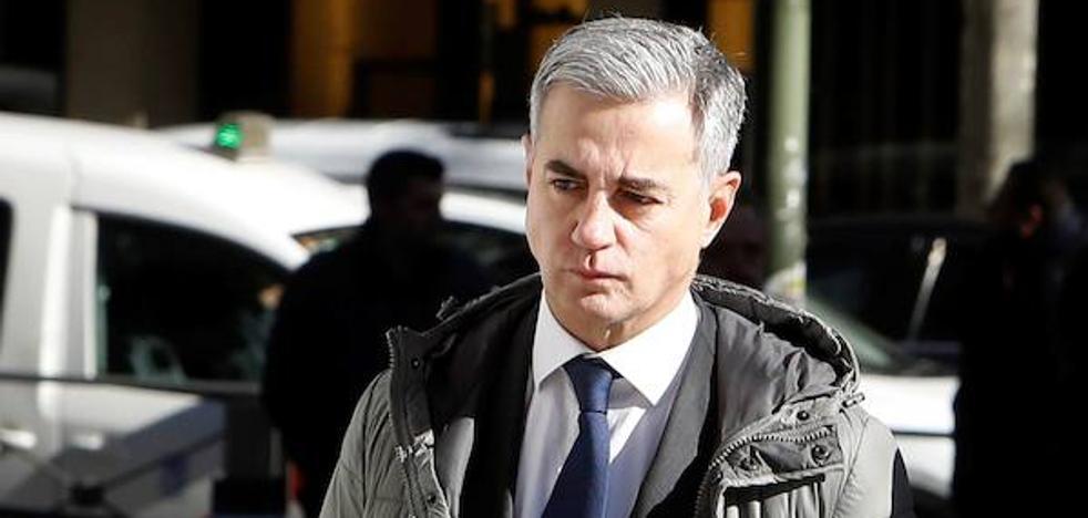 La Audiencia acuerda investigar las acusaciones contra Camps en el juicio de la caja 'b' del PP