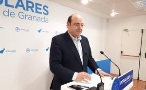 """Sebastián Pérez: """"Sé que no será fácil ser alcalde de Granada. Nunca nadie me ha regalado nada"""""""