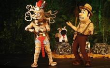El musical 'Las aventuras de Tadeo Jones', en La Alameda