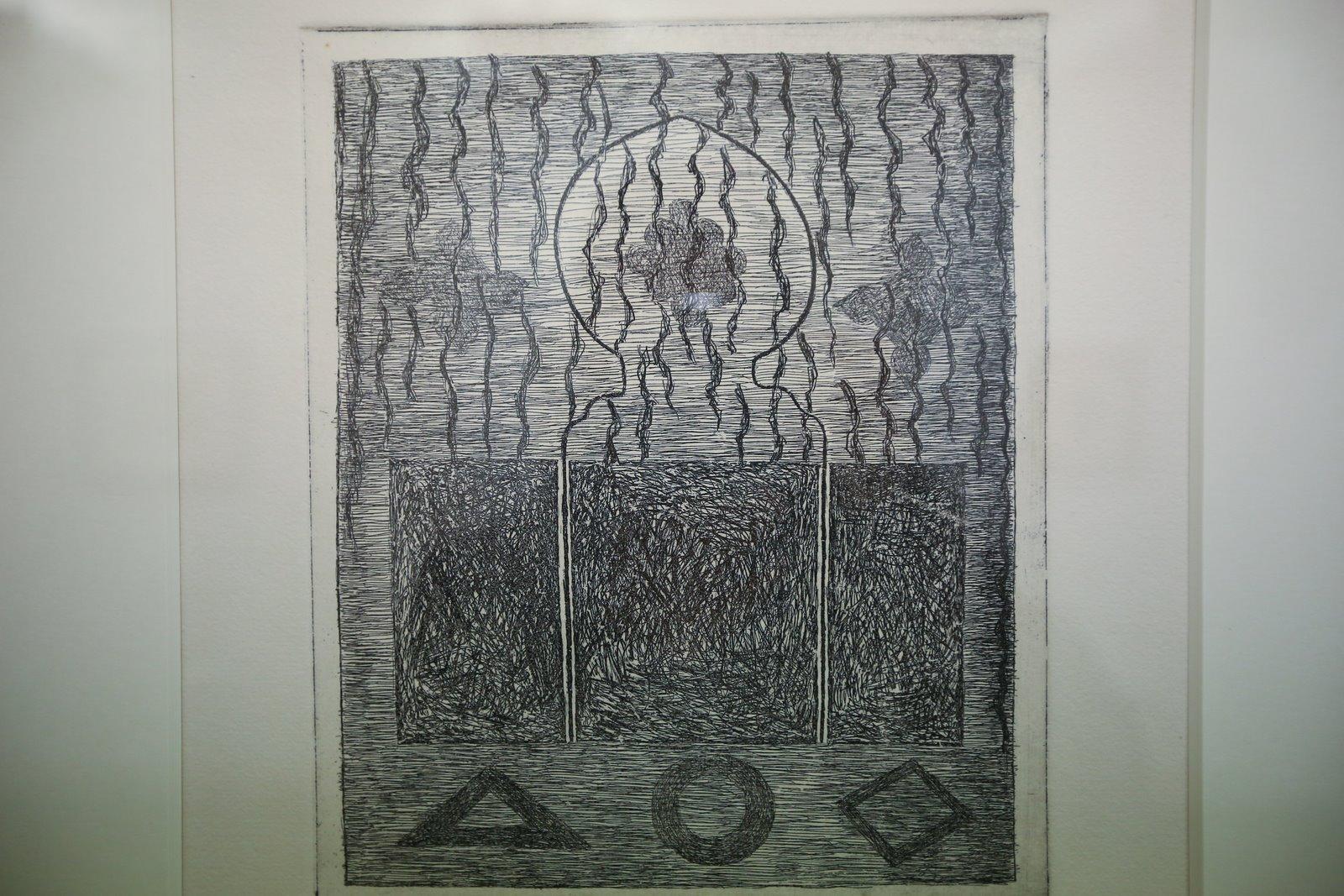 La Casa de los Tiros exhibe la obra gráfica inédita de Manuel Ángeles Ortiz