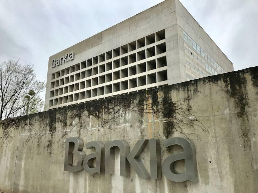 El 'cubo' de Cajagranada ya es el 'cubo' de Bankia