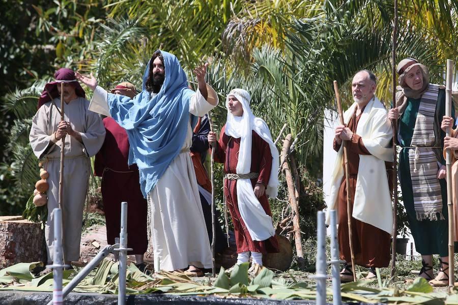 Así es la celebración de La Judea en Motril