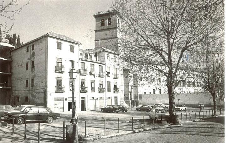 El barrio de San Ildefonso por Enrique Villar Yebra