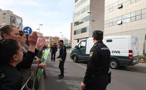 Almería recobra la normalidad con la asesina confesa ya en la cárcel