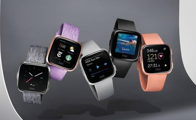 El nuevo smartwatch Fitbit Versa que compite con el Apple Watch