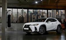 Lexus UX, el primer 'crossover' híbrido
