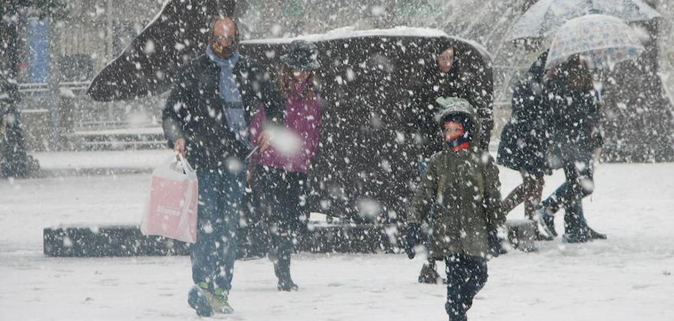 Lluvias intensas para el fin de semana y nieve en Jaén