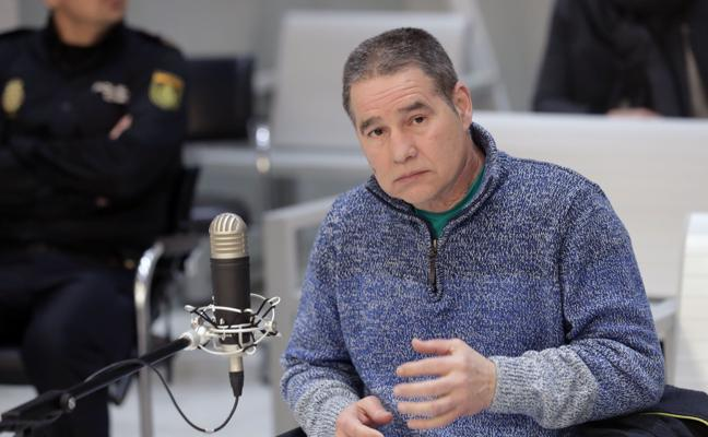 Condenado a casi 6 años el etarra Troitiño tras ser extraditado desde Londres