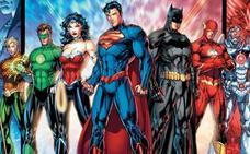 'La Liga de la Justicia' ficha al dibujante granadino Jorge Jiménez