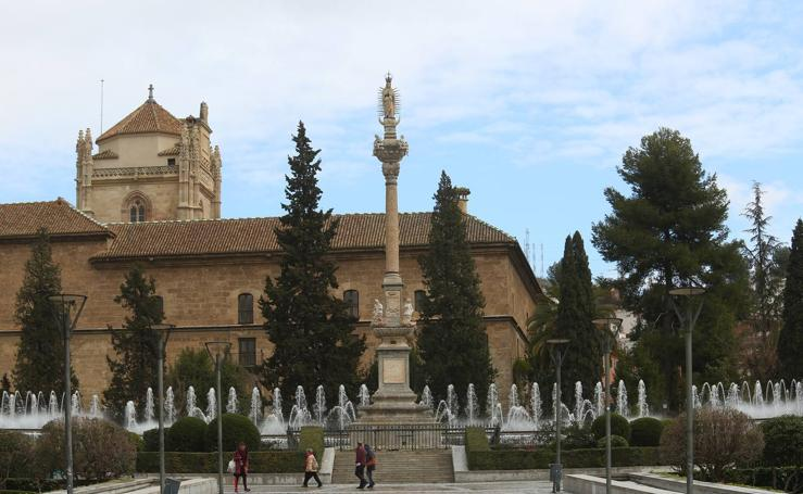 Vuelve a la normalidad la Virgen de la Inmaculada tras su restauración