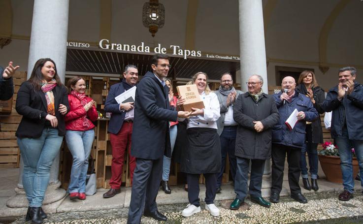 Restaurante Puesto 43, ganador de la X edición de Granada de Tapas