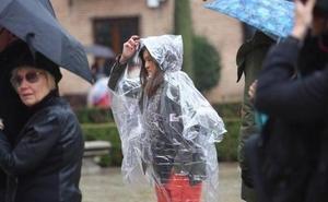 Los meteorólogos alertan del tiempo para hoy en Granada: aviso naranja por el temporal