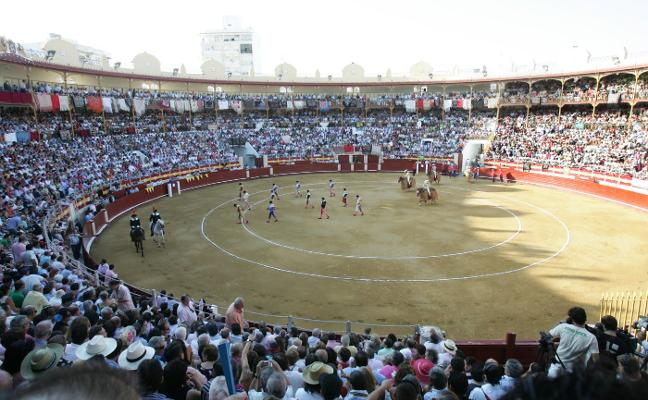 Los toros resucitan en Almería