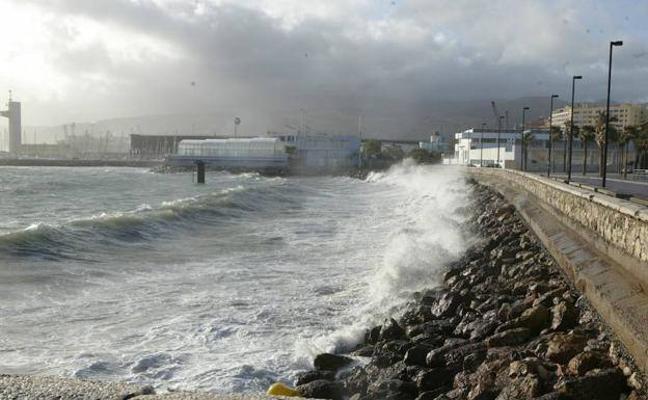 Las fuertes rachas de viento dejan una herida y 36 incidencias en la provincia