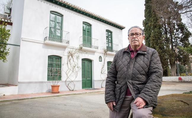 «La nueva carpintería de la Huerta de San Vicente es práctica, pero no parece la casa de Federico»