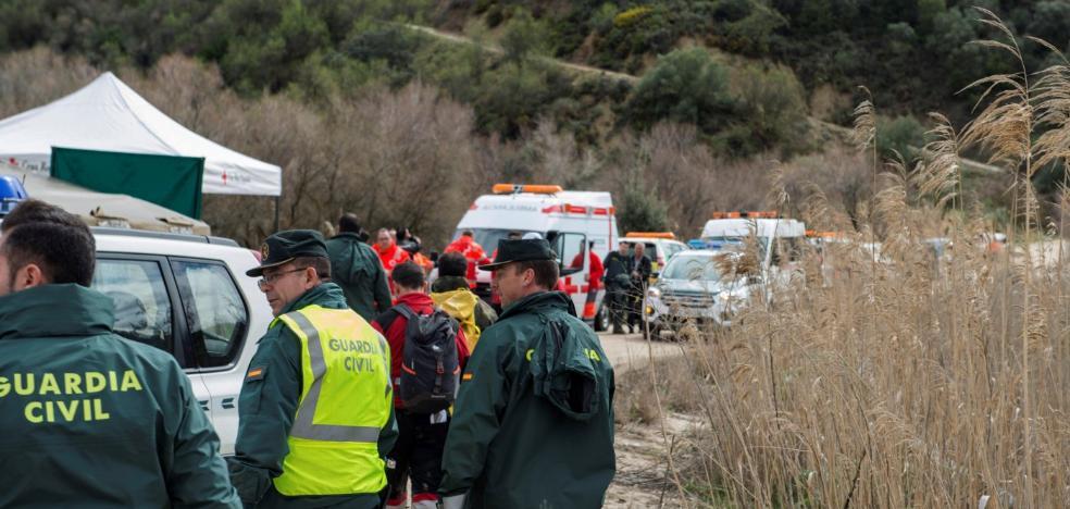 Luto en Martos por el fallecimiento de un joven motorista arrastrado por una riada