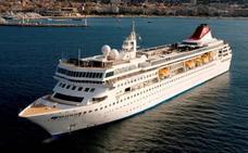 Almería recibe el jueves al primer crucero de la temporada