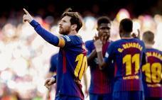 El Barça intenta aislarse de la euforia