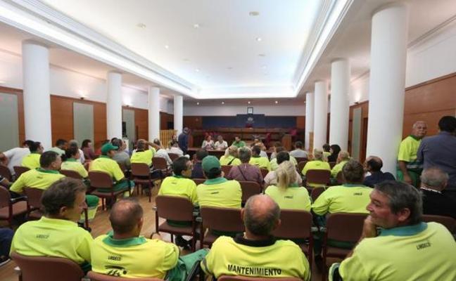 Desconvocan la huelga del servicio de limpieza de Motril anunciada para este martes